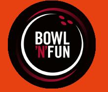bowl 'n' fun logo