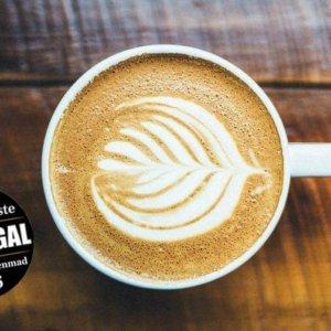 Café Kaffegal kaffe