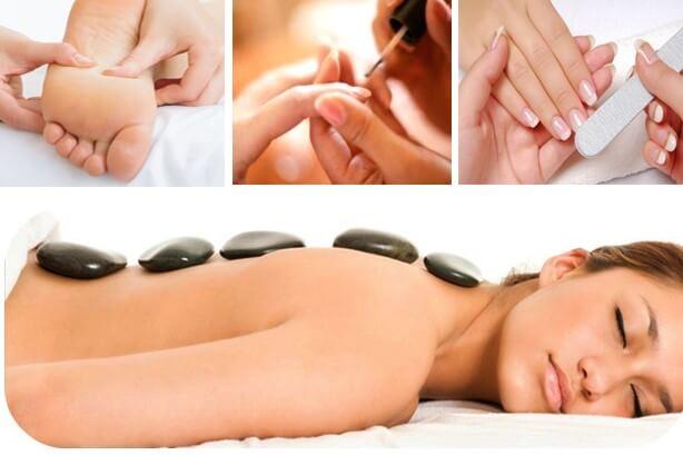 Multipleje Klinik Manicure, pedicure og varmestensbehandling