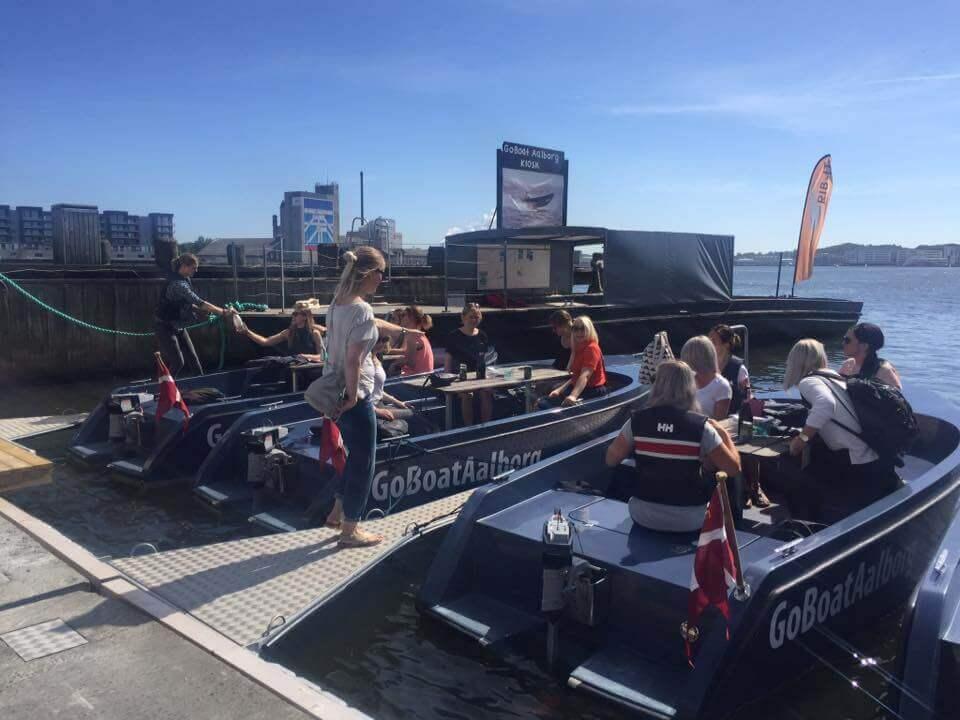 GoBoat, Aalborg, venner