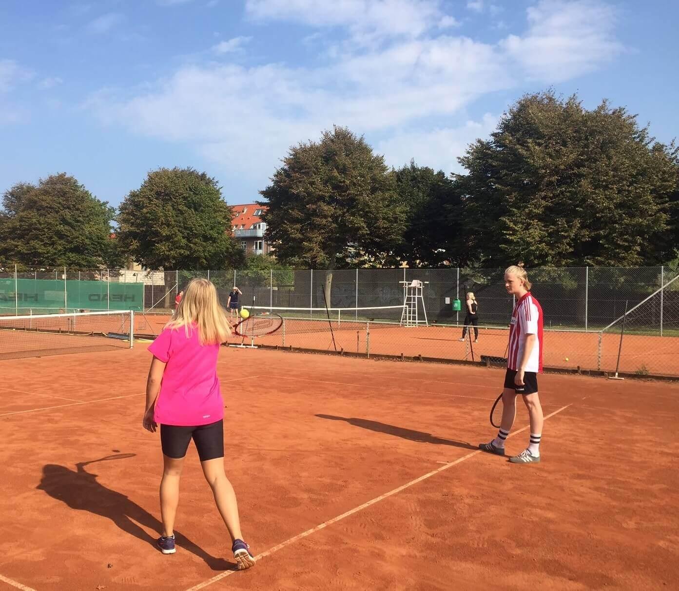 Studentoffer, Aalborg Tennisklub, tennis, sport, sjov