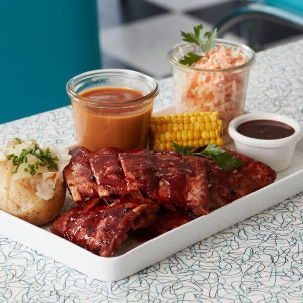 mad, amerikansk, studierabat, the diner