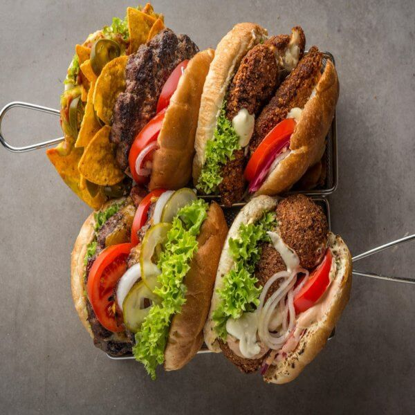 Studentoffer, burger hut, mad, burger, studierabat