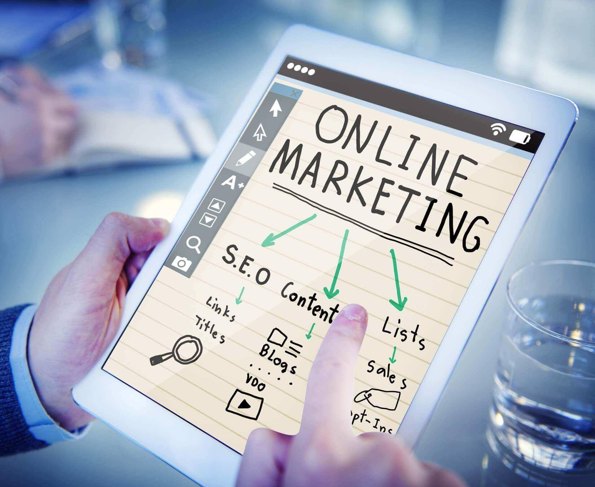 Golearn online marketing