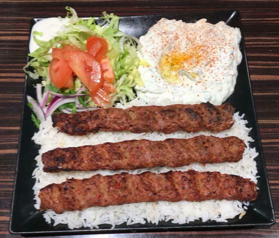 Twister ris og mad