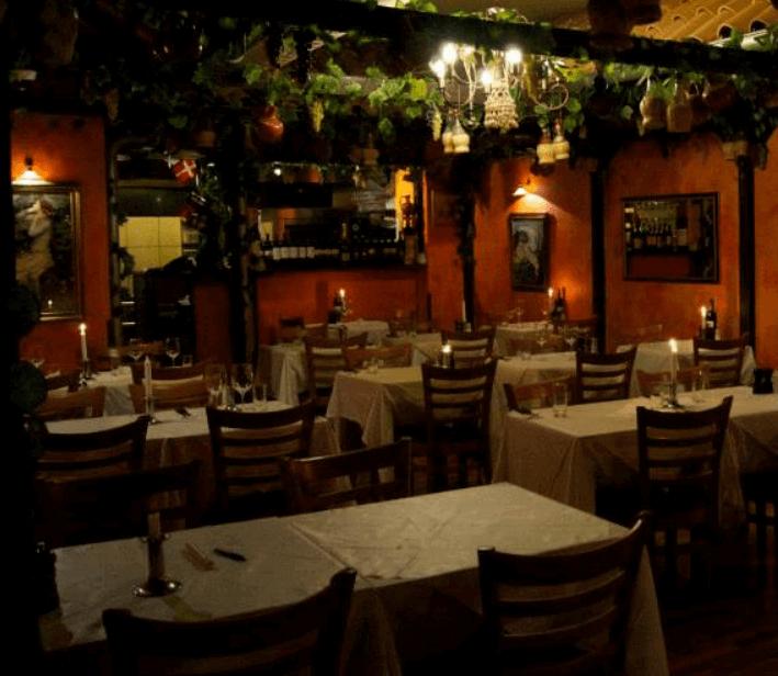 Studentoffer, La Melisa, italiensk, mad, tilbud, 2 for 1