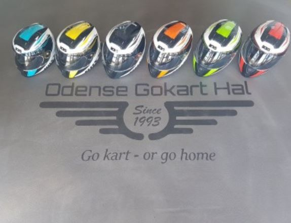 Odense Gokart hal gokart