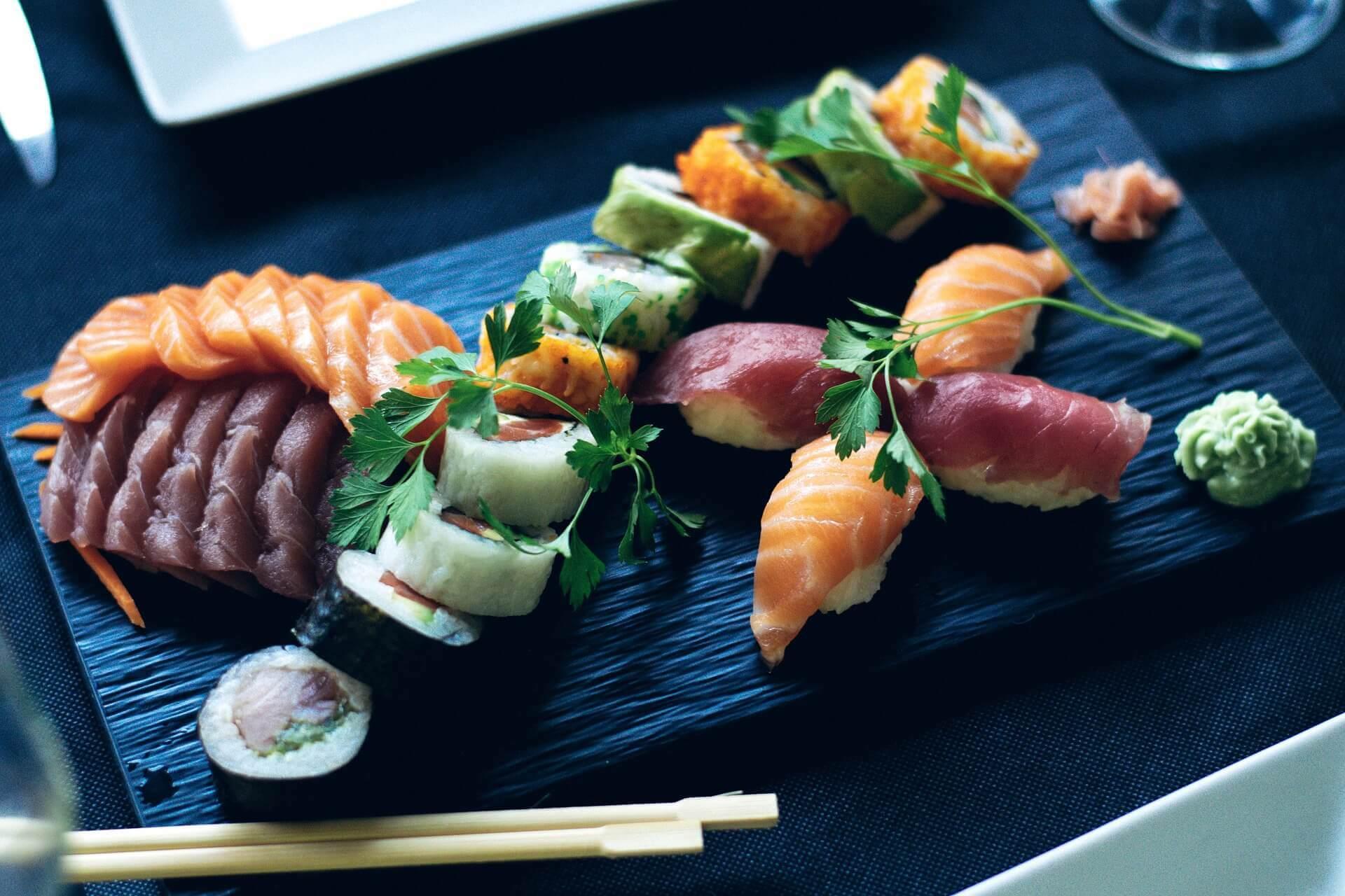 Umashi sushi 2