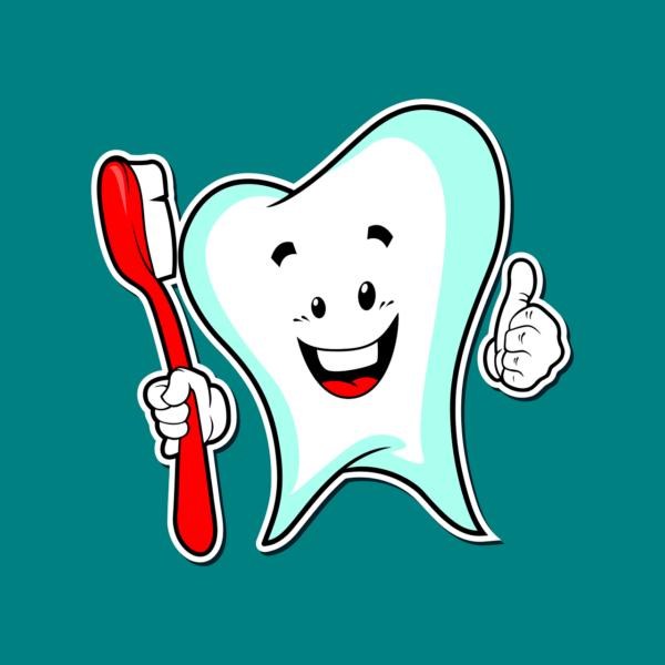 Tandlægecenteret glad tand