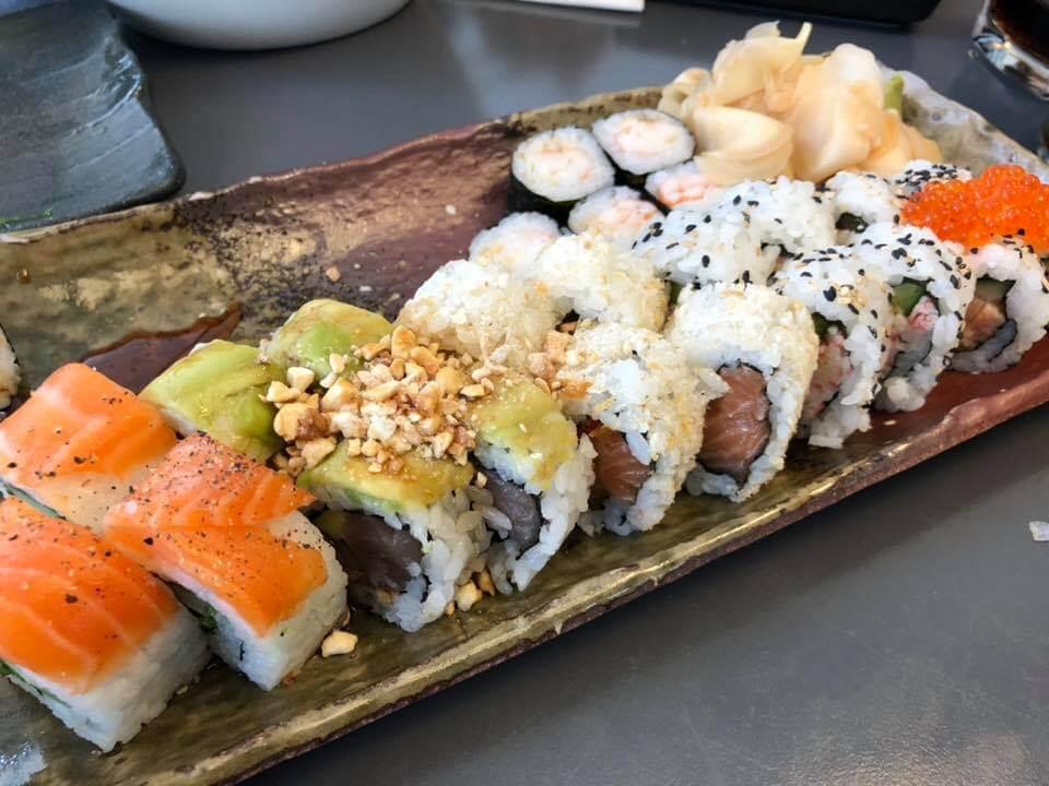 Bar'Sushi billed 1