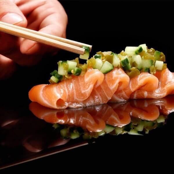 Bar'Sushi billed 2