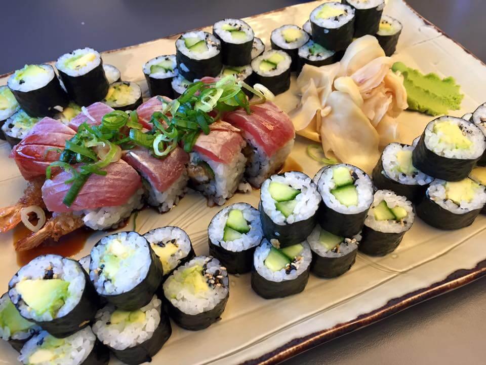 Bar'Sushi billed 3