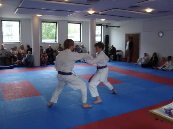 Shotokan Karate-Do børne karate
