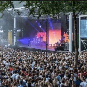 Tivoli Friheden koncert