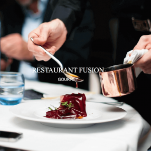 restaurant fusion studierabat