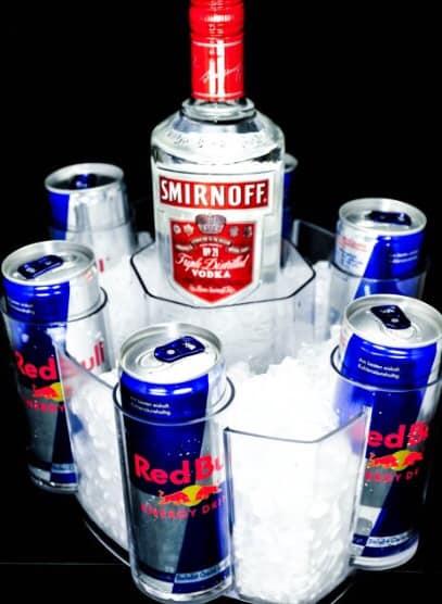HomeRun Esbjerg alkohol
