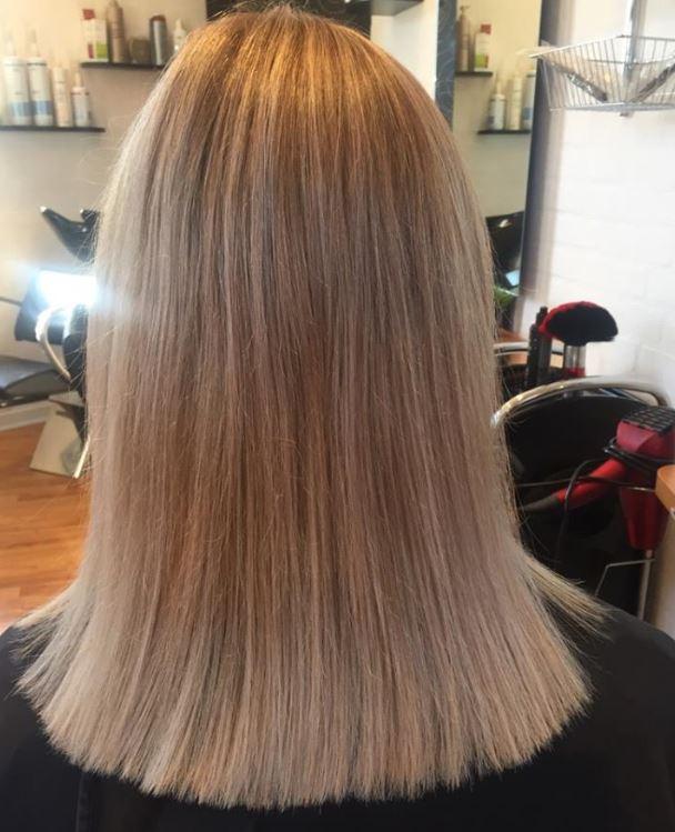 House Of Hair Esbjerg ny frisure