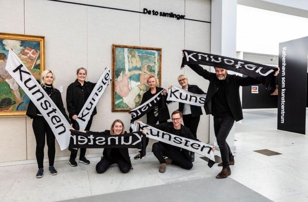 Kunsten museum of modern art team