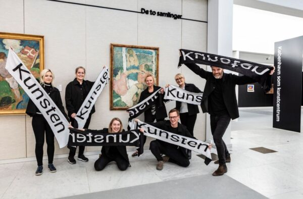 Kunsten museum of modern art team