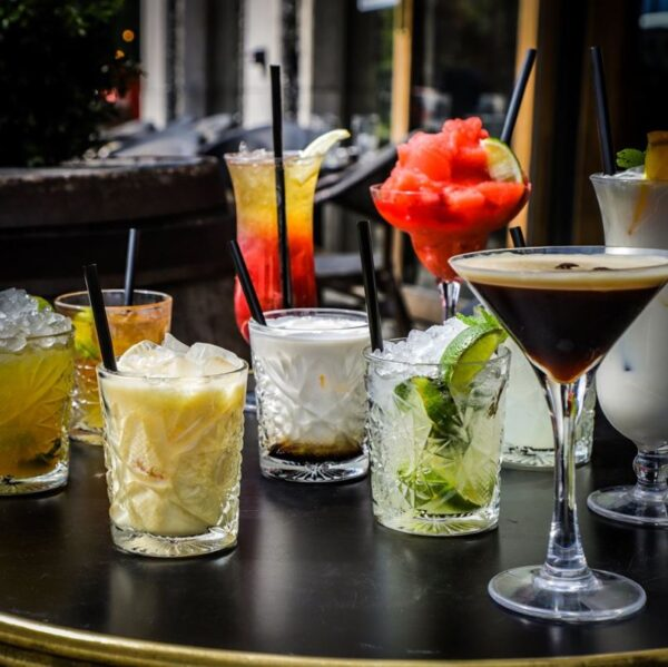 Old Irish cocktails