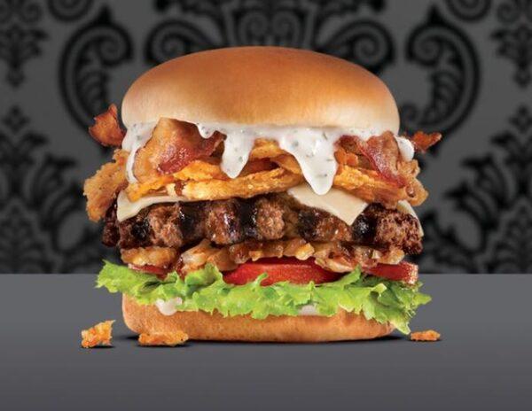 Carls jr. burger2